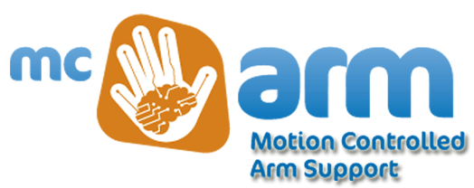 McArm (Motion Controlled Arm Support)