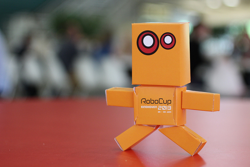 One more day to RoboCup 2013