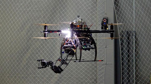ARCAS Develops Flying Robots With Arms