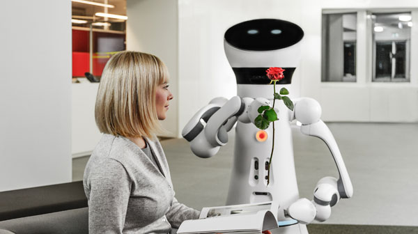 Social Robots Are Getting Emotional