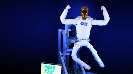 Robonaut 2 Is Getting Space Legs