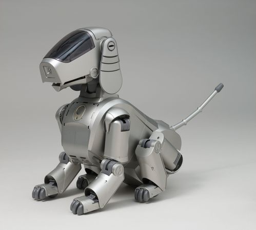 Aibo ERS-110 - Picture: /uploads/images/robots/robotpictures-all/AIBO-ERS-110_001.jpg