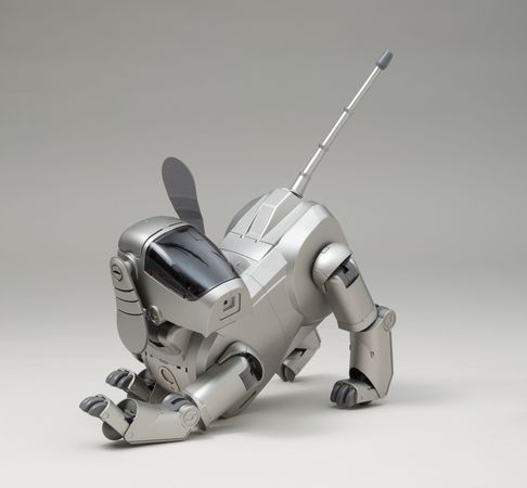 Aibo ERS-110 - Picture: /uploads/images/robots/robotpictures-all/AIBO-ERS-110_002.jpg