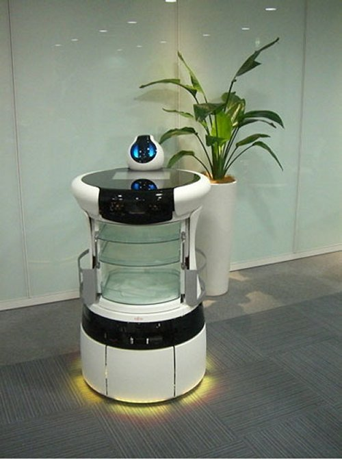 Picture of Fujitsu Office Delivery Robot