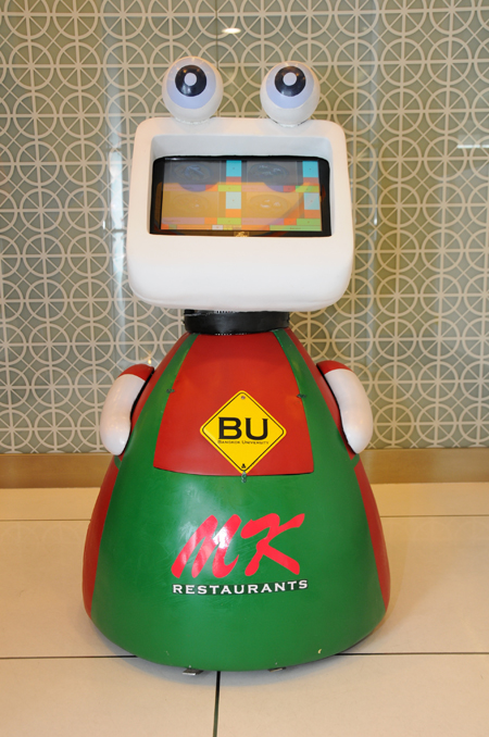Picture of MK Robot