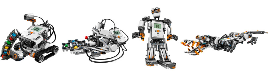 Picture of Lego Mindstorms NXT B8527