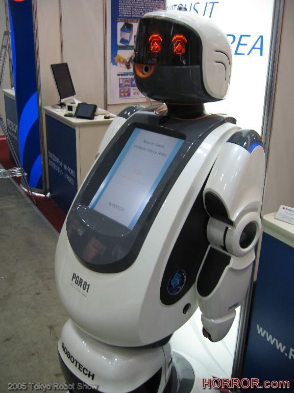 Picture ofPost Guide Robot Series : Post Guide Robot 01 (PGR01)