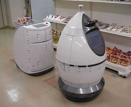 Picture of Guide robots robot