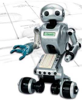 Robot | I-Droid | Robotics Today