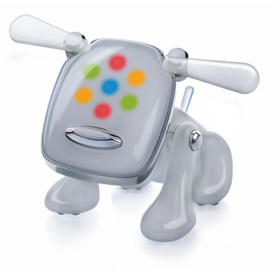 Irobot Dog Toy